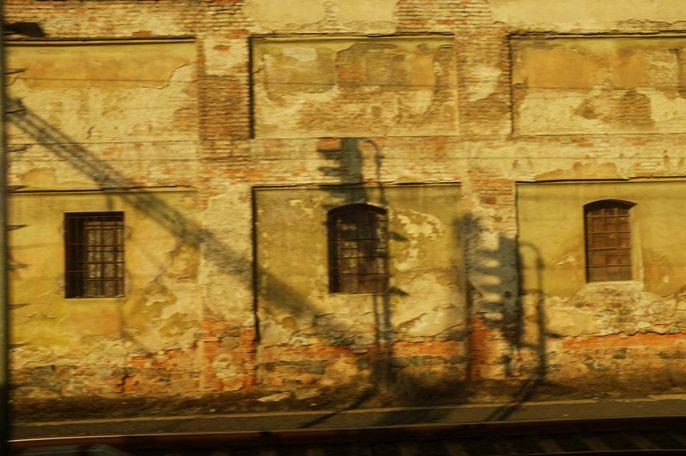 Taken from Train